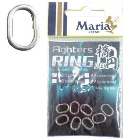 FIGHTER RING OVAL