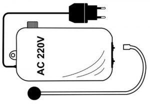 AERATOR AC 220V