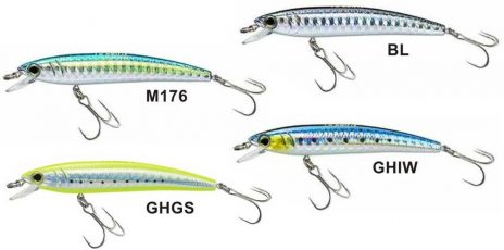 F1164 PIN'S MINNOW