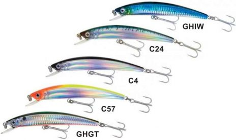 F6 CRYSTAL MINNOW ORIGINAL