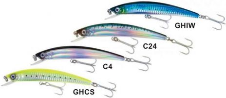 F7 CRYSTAL MINNOW ORIGINAL