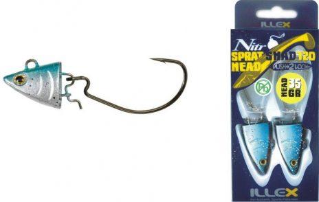 NITRO SPRAT SHAD 120 HEAD