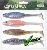 GRUBBY SHAD CLEAR WATER KIT 85
