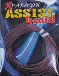 HARD ASSIST BRAID BROWN