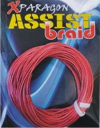 HARD ASSIST BRAID RED