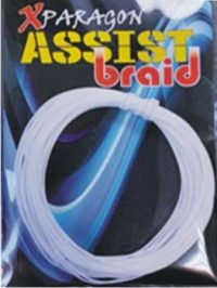 HARD ASSIST BRAID WHITE